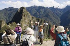 Martin Parr. PERU. Machu Picchu. 2008.