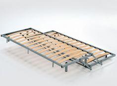Meccanismo che permette di avere un letto singolo o matrimoniale.