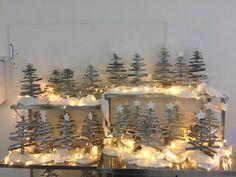 Christmas Things, Christmas Tree, Table Decorations, Holiday Decor, Home Decor, Teal Christmas Tree, Decoration Home, Room Decor, Xmas Trees