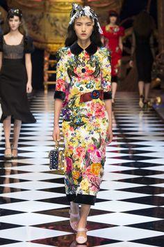 Dolce & Gabbana, Look #89