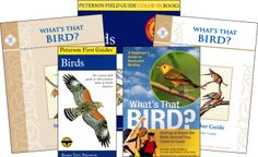 Great for Nature study - What's That Bird?