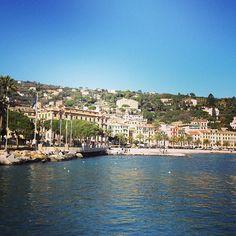 Il resto della Liguria! #panorama #SantaMargherita [foto da #Instagram]