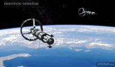 Expedition - Departure by dragonpyper on DeviantArt