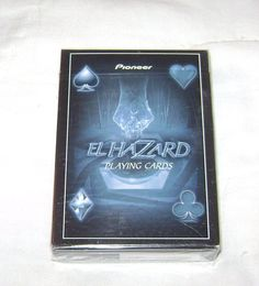 Up for sale is the NEW/SEALED/UNOPENED deck of playing cards pictured. These El…