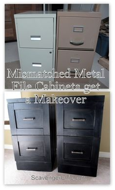 Beautiful File Cabinet for 12x12 Paper