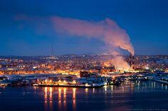 Severe Arctic Murmansk | English Russia