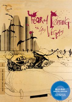 FEAR AND LOATHING IN LAS VEGAS is a whirlwind of a movie, a wacky, drug-laden…