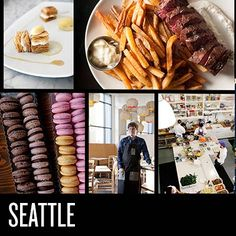 Tasting Table's Seattle City Guide