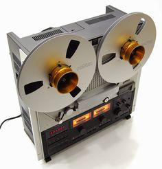 Magnétophone Revox C270 - Numérisation, transfert audio de bande magnétique sur CD Audio ou fichier MP3 Pro - www.remix-numerisation.fr