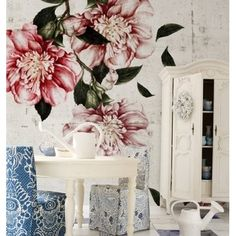 papel pintado de wall and deco en forma mural con calidad vinilica para decorar…