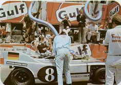 Porsche 908/3 at Targa Florio 1971