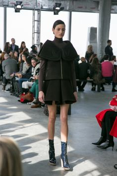 fd2e77e8776 Delpozo Fashion Show Review