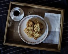 Fruitcake and Fig Biscotti | west elm