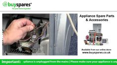 #Howto Replace a #TumbleDryer Motor Capacitor on a #Creda #Hotpoint or #Indesit Machine