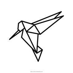 Noun Project - Check out Origami Animals collection by Agne Alesiute - Origami Design, Geometric Origami, Geometric Drawing, Geometric Graphic, Diy Origami, Origami Dragon, Origami Butterfly, Vinil Wallpaper, Impossible Shapes
