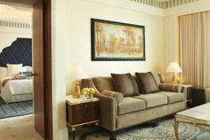 Guest Rooms I St. Regis Abu Dhabi I Accommodation in Abu Dhabi | Al Mushref Suites