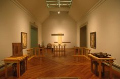 """""""The Art of Touch: an Installation by Rosalyn Driscoll,"""" September 7-December 10, 1995 (photo: Erik Borg)"""