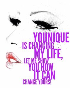 This was the best decision I have made. Joining younique has put plenty of opportunities in front of me!! What are you waiting for?? #joinmyteam #younique #makeup #love