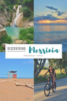 Discovering Messinia, region full of medieval castles, stunning beaches, ancient sites, lush waterfalls and the tastiest olives in the world! Greece Itinerary, Greece Travel, Greece Trip, Backpacking Europe, Travel Europe, Places To Travel, Travel Destinations, Places To Visit, Travel Stuff