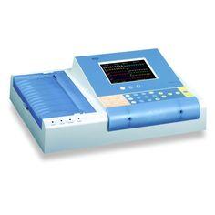 """BTL-08 LT EKG. Promocja! 12-kanałowy elektrokardiograf z kolorowym ekranem dotykowym 5.7"""" i wydrukiem na papierze A5"""