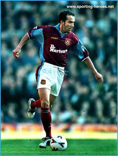 Paolo DI CANIO - West Ham United FC Legend