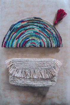 Our collection of handwoven and crochet'd bags, purses and pouches are selling out fast! Pouches, Hand Weaving, Traditional, Crochet, How To Make, Handmade, Crafts, Bags, Collection