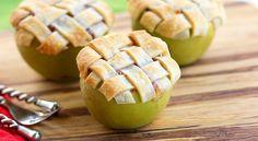 Pour faire changement de la traditionnelle tarte aux pommes !