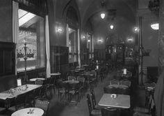 1930er:Romanisches Café | Berlin, Kurfürstendamm 238