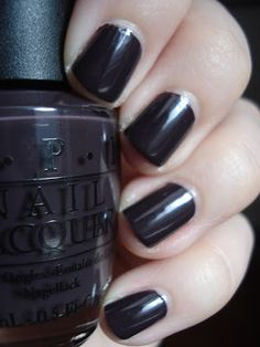 OPI I Brake For Manicures   OPI Touring America Collection