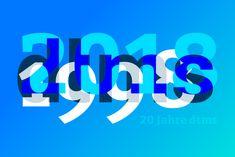 dtms, Call Center, Contact Center, KI, Künstliche Intelligenz, telefonische Erreichbarkeit, Servicenummern, ACD, Firmenjubiläum, 20 Jahre Company Logo, Logos, Artificial Intelligence, 20 Years, Logo