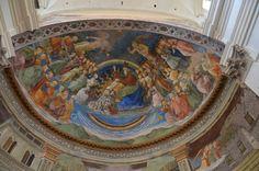 abside del duomo di Spoleto