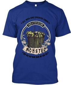 Monster Drummer | Teespring