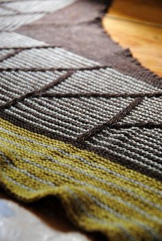 Ravelry: Barndom pattern by Stephen West