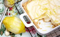 A profound taste sensation-sour and sweet, but not as in-your-face as lemon meringue. South African Desserts, South African Recipes, Ethnic Recipes, New Recipes, Baking Recipes, Dessert Recipes, Baking Ideas, Dessert Ideas, Christmas Lunch