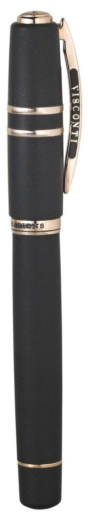 "Visconti Homo Sapiens ""Lava Pen"" Fountain Pen | Chatterley Pens and Pen Time   #pens #fountainpens #trobeepens #trobee @trobeepens www.trobeepens.com"