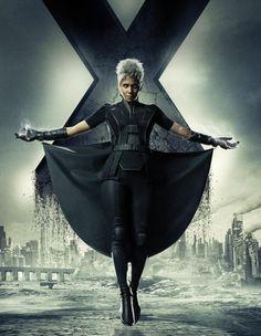X-Men: Días del futuro pasado Storm (Halle Berry) Poderes: Manipulación y alteración del clima.