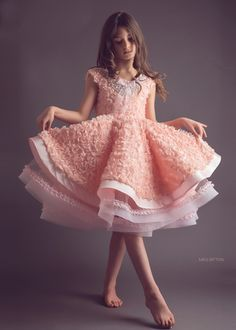 FabTutus | Products | Anna Triant Couture | Peachy