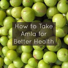 Amla fruit, also known as Indian gooseberry or amalaki, is a powerful and rejuvenating superfood for better health and more energy. This page will look at how to take amla, how much to have and the best times and dosage.