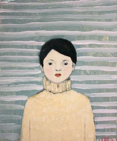manon by amanda blake art, via Flickr