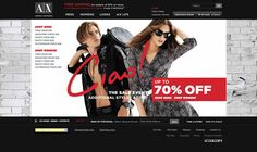 35 Nice Examples of Online Shopping #Website #Designs