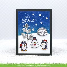 the Lawn Fawn blog: We Wish You a Very Fawny Holiday Week 2017 {day 5}