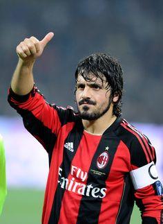 Gennaro Gattuso / AC MILAN