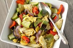 Weight Watchers Roasted Vegetables - 0 Points! Recipe - Food.com