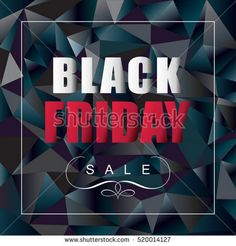 Black Friday Sale Inscription Design Template. Vector Illustration. Sale Discount Black Triangle Background. Advertising Banner. - 520014127 : Shutterstock