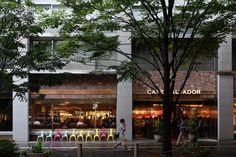 Café Salvador. Marunouchi, Tokyo / FUJIFILM X100S
