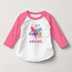 My Little Pony | Hot Pink Birthday T-Shirt - birthday gifts party celebration custom gift ideas diy