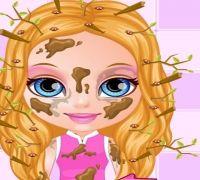 Bebek Barbie Temizle