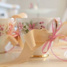 bedcrumb - Tea cup light favours now on the website x