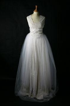 Bodice. Irish lace - wedding