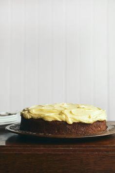 From The Kitchen: Big Bad Carrot Cake with Orange Cream Cheese Frosting